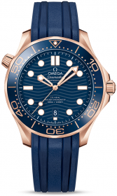 Omega Seamaster Diver 300M Co-Axial Master Chronometer 42 mm 210.62.42.20.03.001