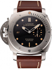 Panerai Luminor Submersible 1950 Left-Handed 3 Days Automatic Titanio 47mm PAM00569