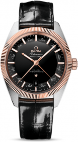 Omega Constellation Globemaster Co-Axial Master Chronometer Annual Calendar 41 mm 130.23.41.22.01.001