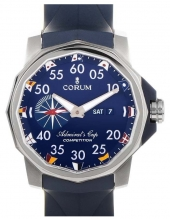 Corum Admiral's Cup Competition 48 mm Titanium