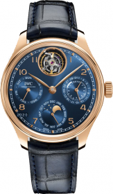 IWC Portugieser Perpetual Calendar Tourbillon Boutique Edition 45 mm IW504504