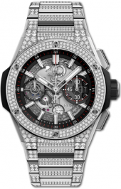 Hublot Big Bang Integral Titanium Pave 42 mm 451.NX.1170.NX.3704