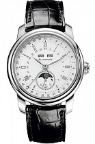 Blancpain Le Brassus GMT Moon Phase Complete Calendar