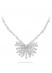 Колье Graff Solar Diamond High Jewellery Necklace RGN 646